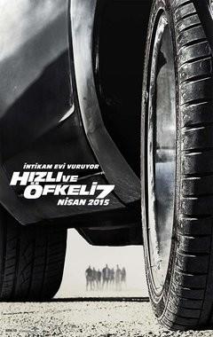Hızlı ve Öfkeli 7 - Furious 7 2015 Theatrical Cut Türkçe Dublaj MP4