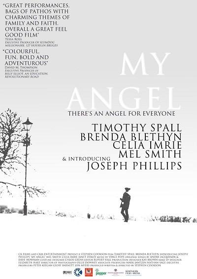 Meleğim – My Angel 2011 (Türkçe Dublaj) WEB-DL XviD