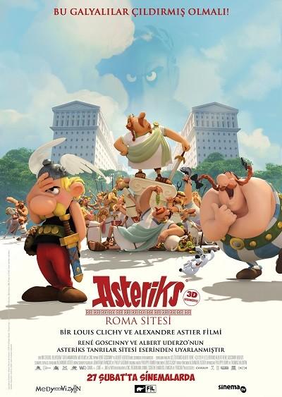 Asteriks: Roma Sitesi 2014 BRRip XviD Türkçe Dublaj – Tek Link