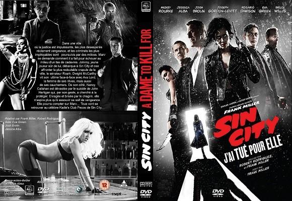 Günah Şehri: Uğruna Öldürülecek Kadın 2014 DVD-5 DuaL TR-ENG – Tek Link