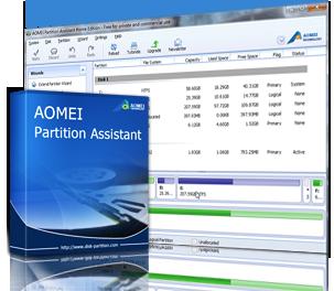 AOMEI Partition Assistant Technician 6.0 | Katılımsız