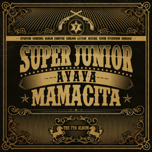 Super Junior - MAMACITA Photoshoot ZX1jra