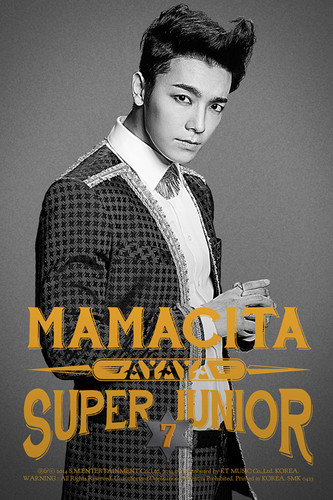 Super Junior - MAMACITA Photoshoot ZX1pW3