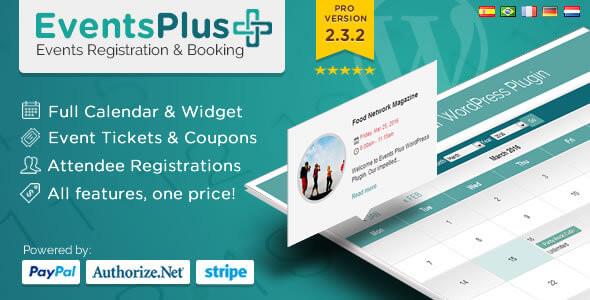 Wordpress Event Plus (Ektinlik Takvimi) Eklentisi