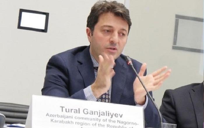 """Dağlıq Qarabağ Bölgəsinin Azərbaycanlı İcması"""" İB İdarə Heyətinə yeni sədr seçildi"""