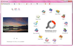 PhotoScape İnceleme indirme şop programı bedava
