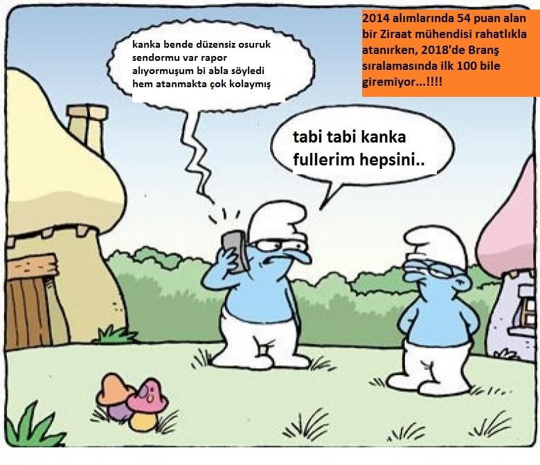 ZXNmdG - EKPSS ile ilgili karikatür