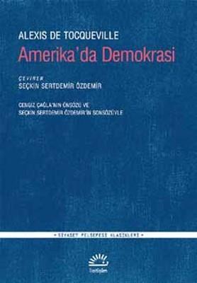 Alexis De Tocqueville Amerika'da Demokrasi Pdf
