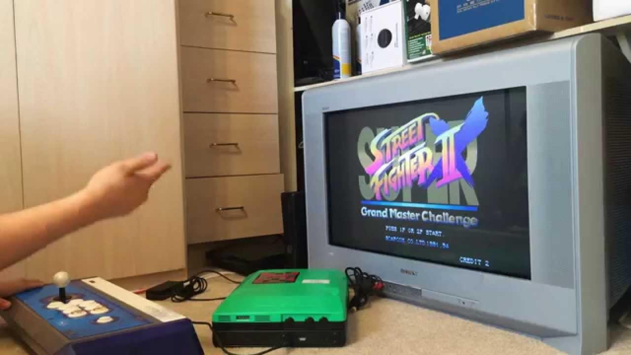 Capcom Play System 2 (CPS2) Emulator ve 37 Arcade Games