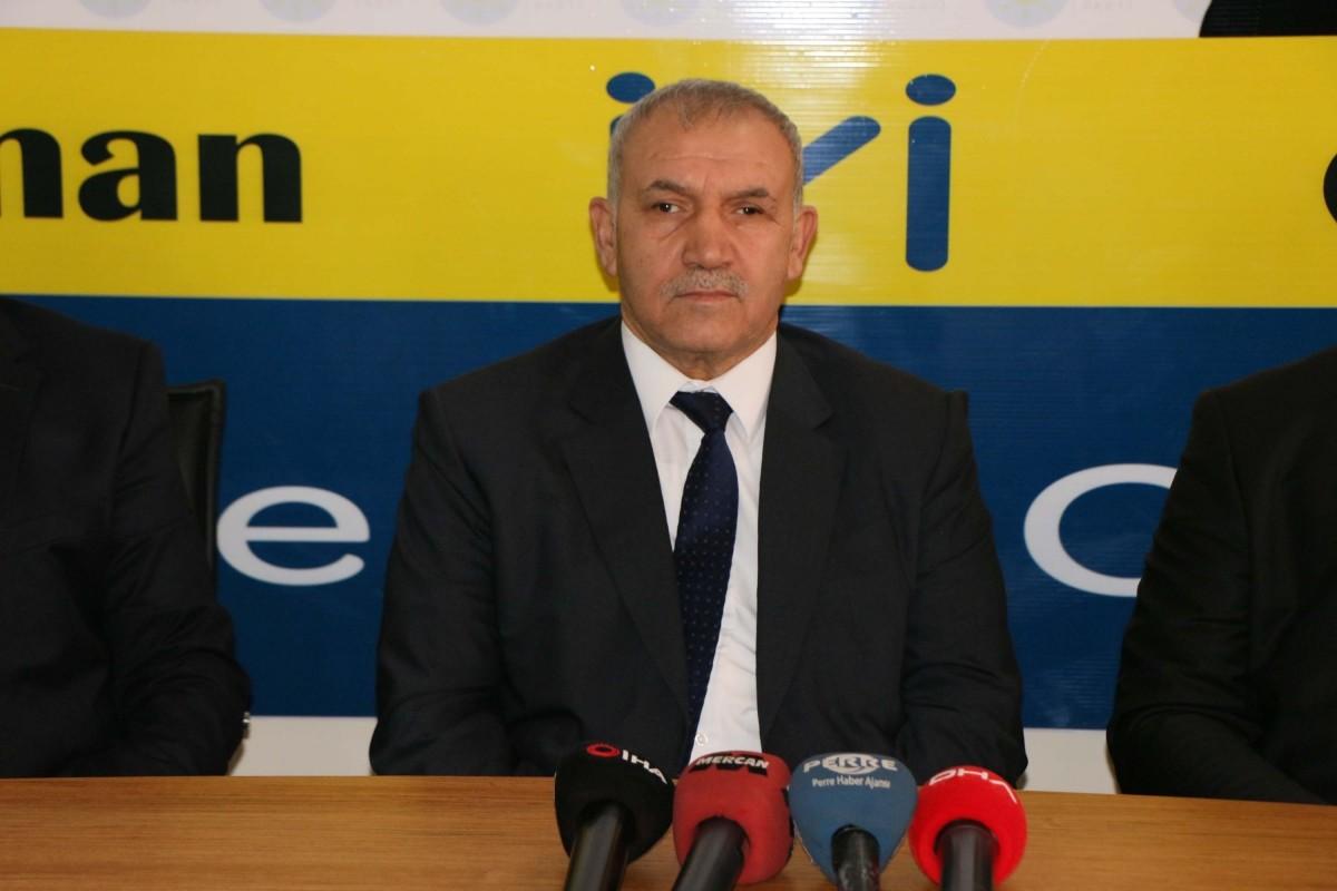 İYİ Parti'nin Adıyaman Belediye Başkan Adayı Abdulkadir Kırmızı Oldu