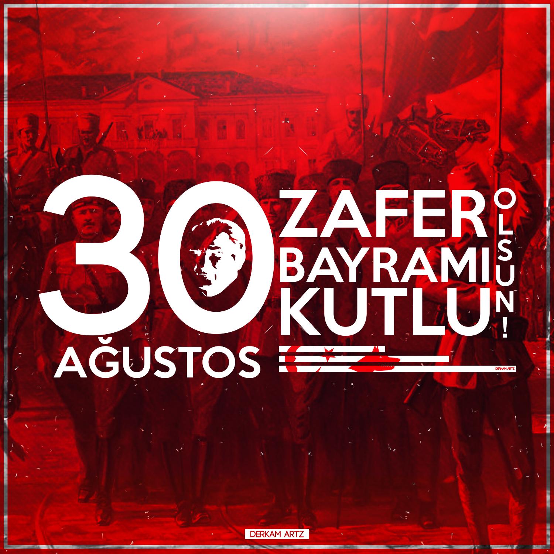 30 Ağustos Zafer Bayramı!