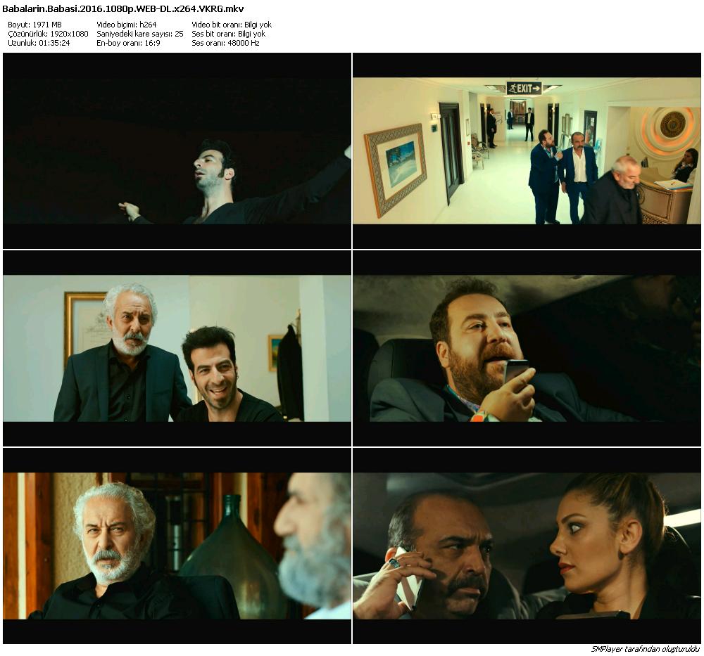 Babaların Babası 2016 WEB-DL 1080p Yerli Film - Sansürsüz