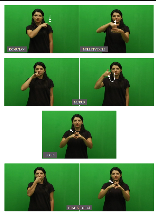 İşaret dili eğitim seti
