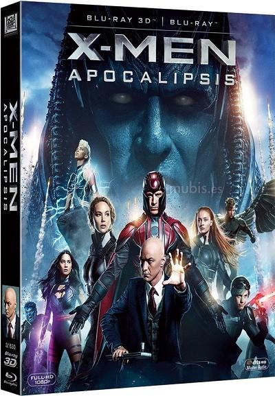 X-Men : Kıyamet – X-Men: Apocalypse 2016 BluRay 3D HALF-SBS 1080p DUAL TR-ENG – Tek Link
