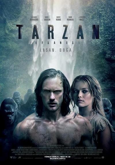 Tarzan Efsanesi – The Legend of Tarzan 2016 BRRip XViD Türkçe Dublaj – Tek Link
