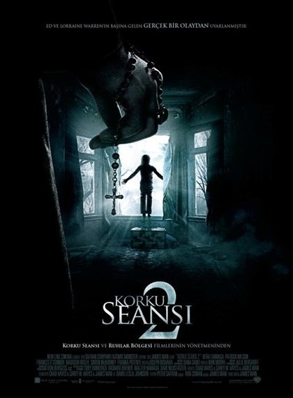 Korku Seansı 2 | The Conjuring 2 | 2016 | BDRip XviD | Türkçe Dublaj