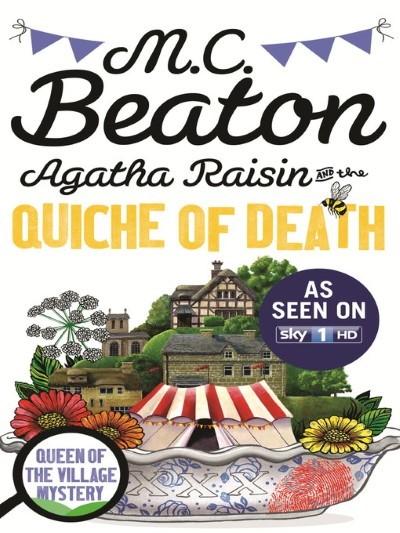 Agatha Raisin: Öldüren Kış - Agatha Raisin: The Quiche of Death (2014) türkçe dublaj film indir
