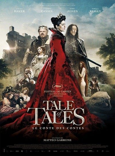 Masalların Masalı – Tale of Tales 2015 BluRay DuaL TR-EN | Türkçe Dublaj - Tek Link indir