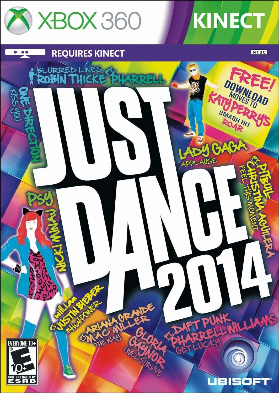 Just Dance 2014 Xbox 360 [Kinect-DLC] İndir [MEGA] [JTAG-RGH