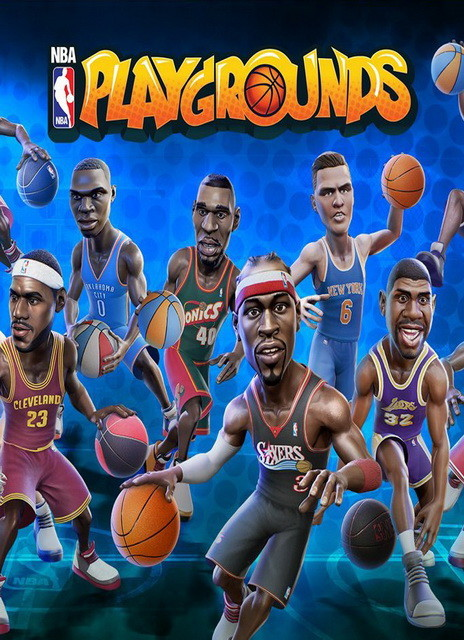 NBA Playgrounds - RELOADED