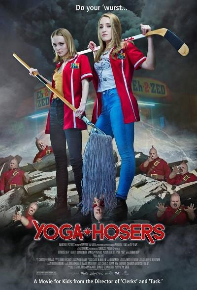 Yoga Hayranları – Yoga Hosers 2016 m720p – m1080p DUAL TR-ENG – Film indir