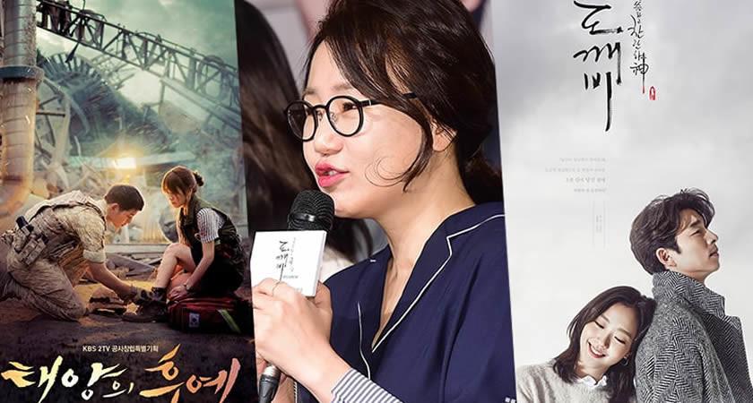 """""""Goblin"""" Dizisinin Senaristi Kim Eun-Sook'un Yeni Dizisi Belli Oldu"""