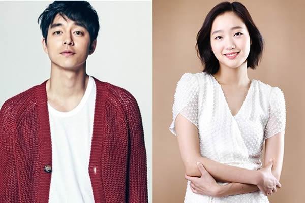 """Kim Go-Eun'a """"Goblin"""" Dizisinden Teklif Götürüldü"""