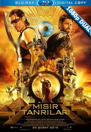 Mısır Tanrıları - Gods of Egypt | 2016 | BluRay | DuaL TR-EN | Türkçe Dublaj - Film indir - Tek Link