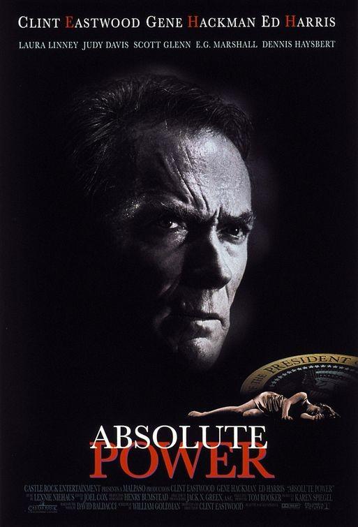 Mutlak Güç - Absolute Power (1997) - türkçe dublaj film indir