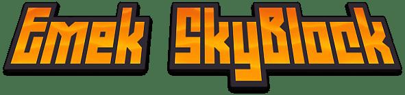 EMEK SkyBlock