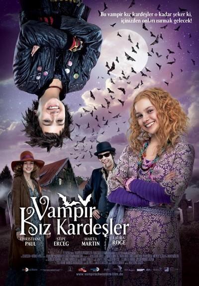 Vampir Kız Kardeşler - Die Vampirschwestern 2012 BRRip XviD Türkçe Dublaj - Tek Link