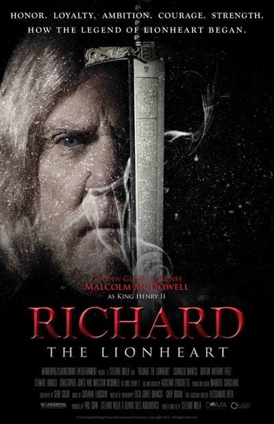 Aslan Yürekli Richard - Richard The Lionheart (2013) - türkçe dublaj film indir