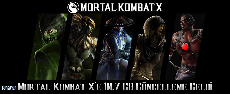 Mortal Kombat X Yeni Güncellemeler