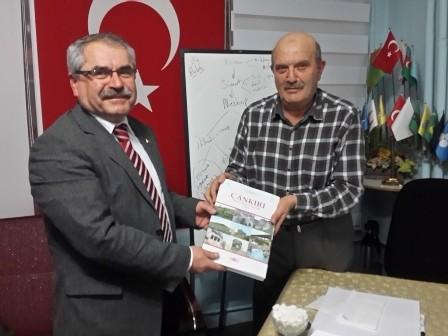 Çankırı TÜRKAV Bu Hafta Mezhepler Konusunda Bir Söyleşi Gerçekleştirdi.