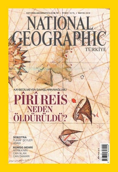 National Geographic Mayıs E-dergi indir Sandalca.com