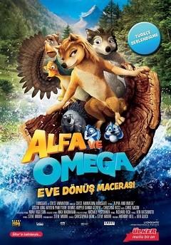 Alpha ve Omega-Eve Dönüş Macerası-2010 -Türkçe Dublaj BRRip 720p indir