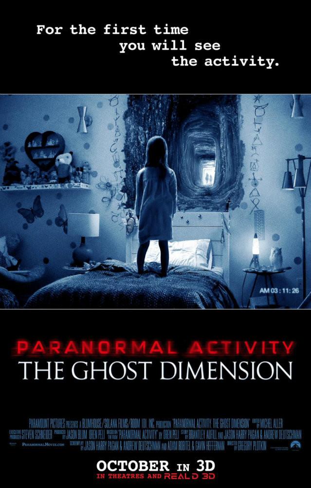 Paranormal activity serisinin son filmi, yeni bir ailenin başından geçen paranormal olaylara odaklanıyor