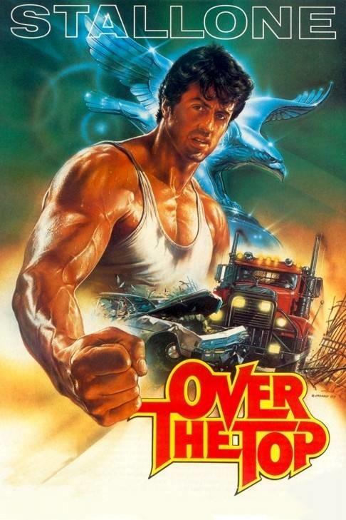 Over the Top - Zirvede (1987) - türkçe dublaj film indir