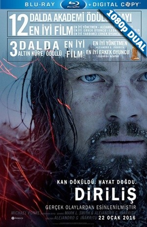Diriliş - The Revenant | 2015 | BluRay 1080p x264 | DuaL TR-EN - Teklink indir