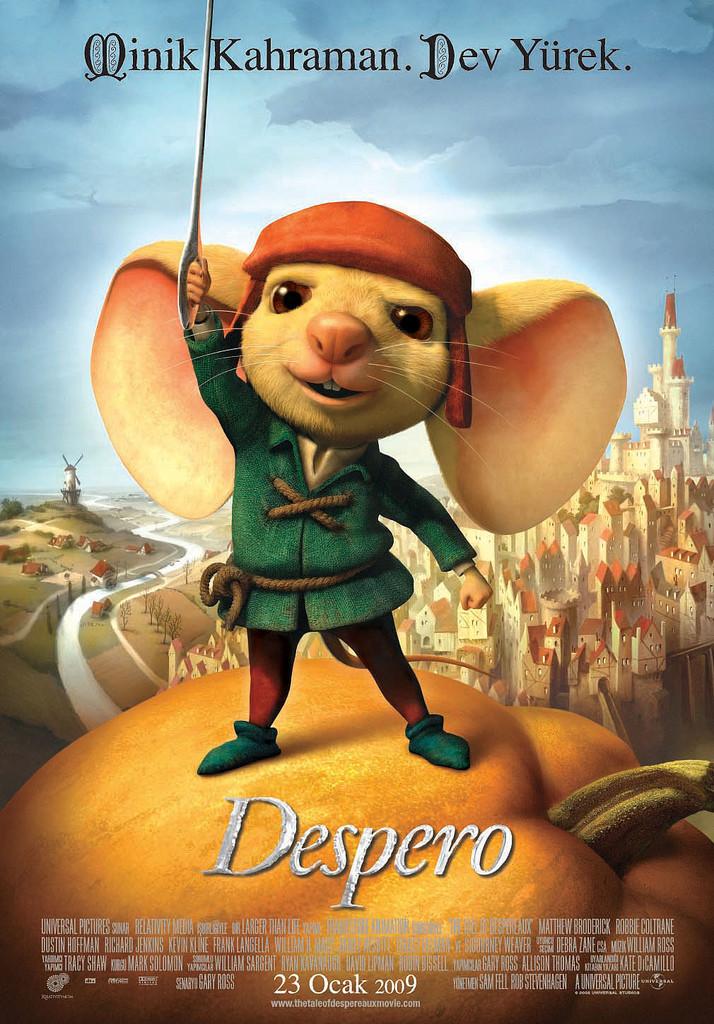 Despero / 2008 / Animasyon /  Online �izgi Film �zle / T�rk�e Dublaj