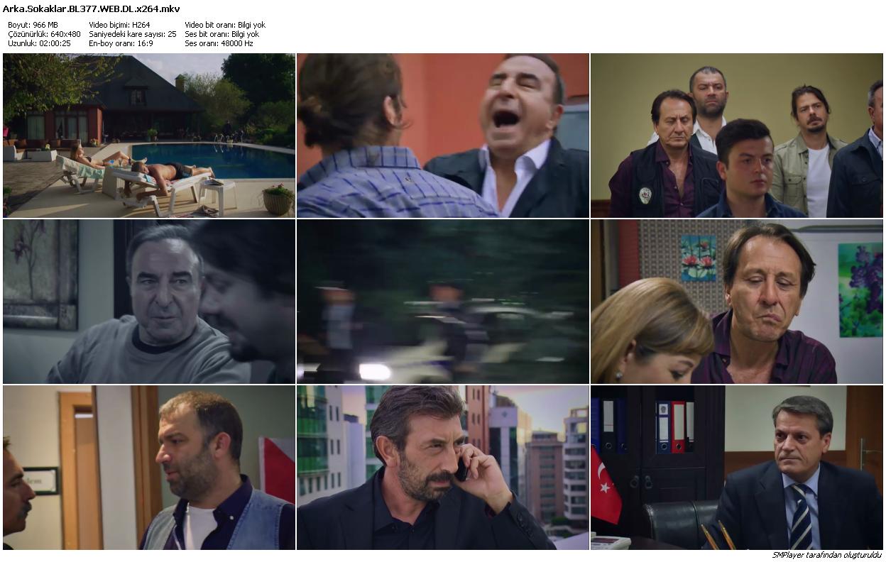 Arka Sokaklar 457.Bölüm (HD - x264 - 720p) Tüm Bölümler - okaann27