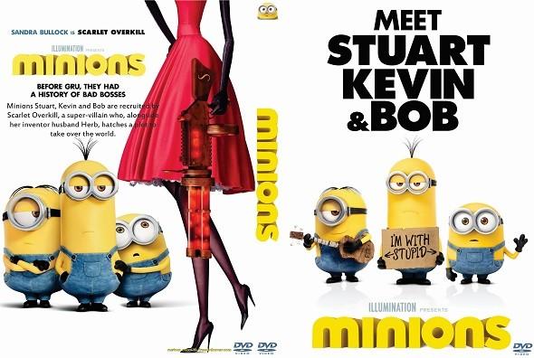 Minyonlar – Minions 2015 (DVD-9) DuaL TR-ENG – indir