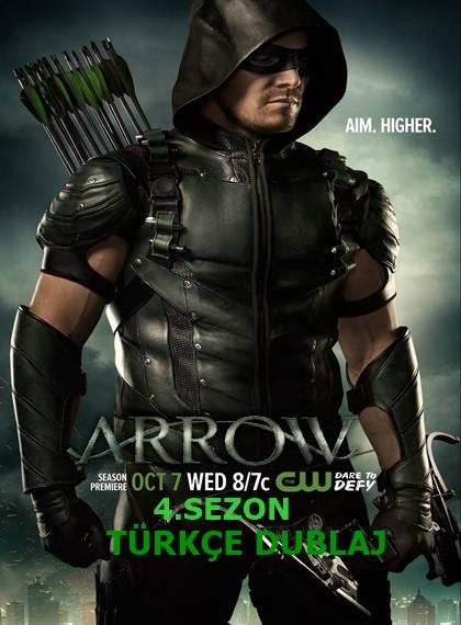 Arrow 2015 4.Sezon WEB-DL XviD Türkçe Dublaj Güncel – Tek Link
