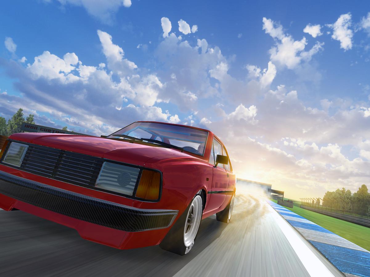 Iron Curtain Racing - car racing game Apk İndir