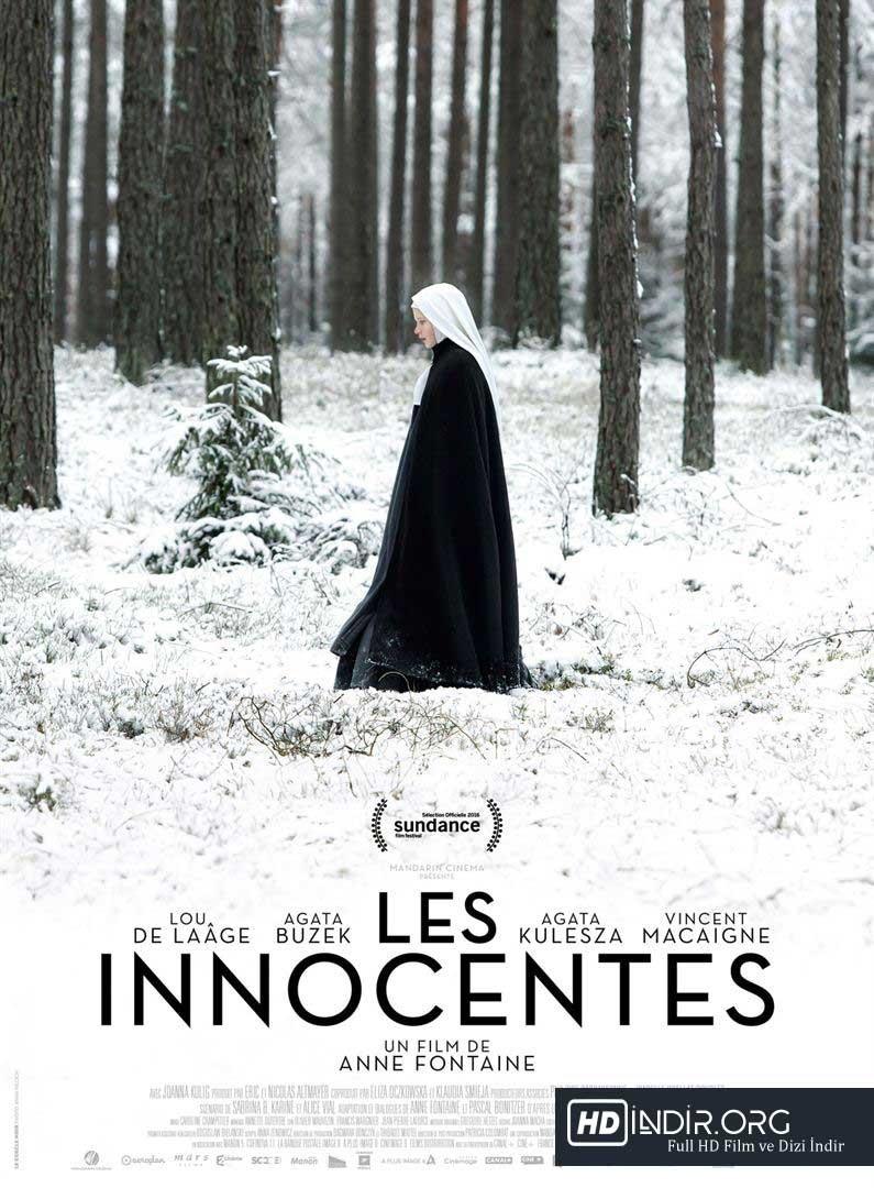 Masumlar - Les innocentes (2016) Türkçe Dublaj HD - Film indir