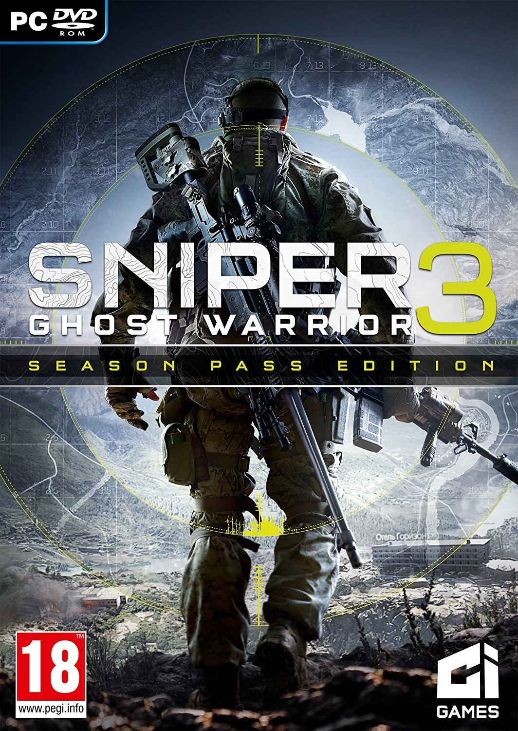 Sniper Ghost Warrior 3-CPY| Mega.co.nz - Mail.ru , Uptobox Full PC Oyun indir