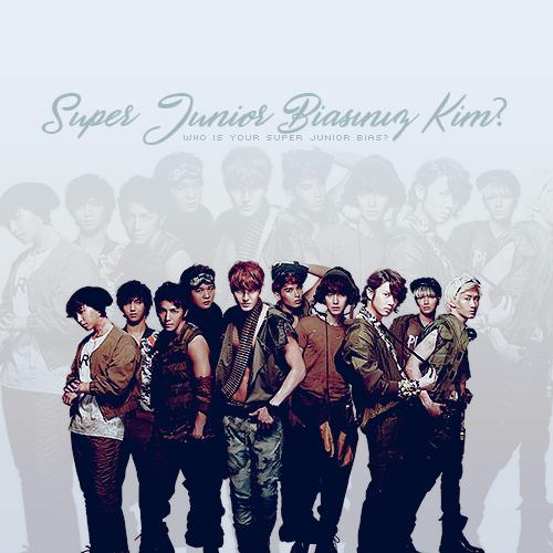 Super Junior Biasınız Kim? Who is Your Super Junior Bias? A1QD2Q