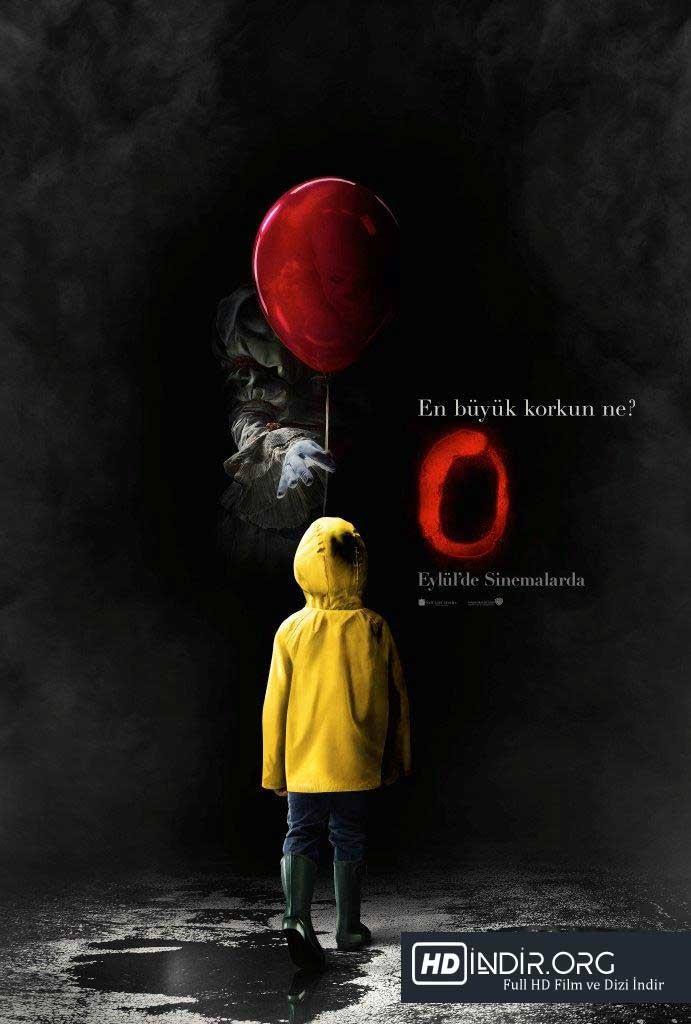 O - It indir (2017) Türkçe Dublaj HD Film indir