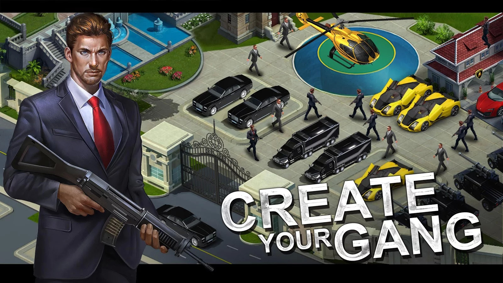 Mafia City Android Mod