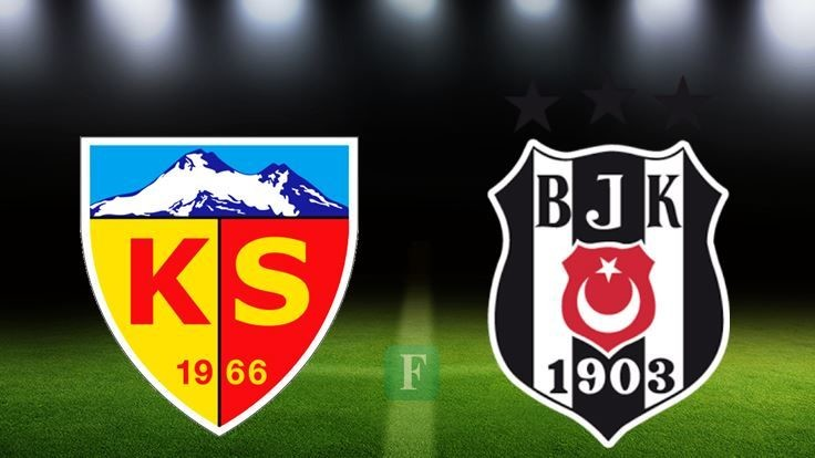 Süper Lig Kayserispor - Beşiktaş (10.12.2017) HDTV 1080p  - okaann27